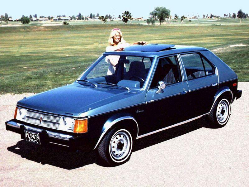 1979 Plymouth Horizon Car Car Two Tone Blue Quot Bluey