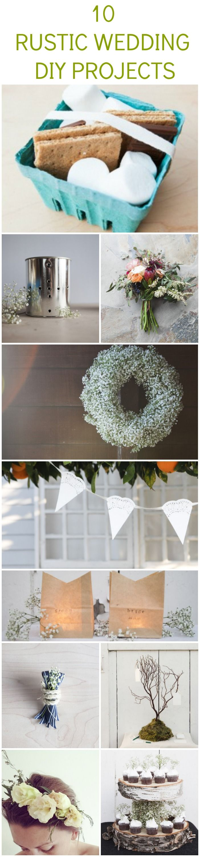 10 Rustic Wedding Diy Projects You Should Try Rustic Wedding Chic Rustic Wedding Diy Projects Rustic Wedding Diy Diy Wedding Projects