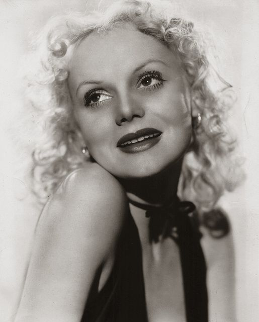 Marie Wilson, 1937 by pictosh, via Flickr