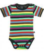 IdaT 8-colour stripe short sleeved body
