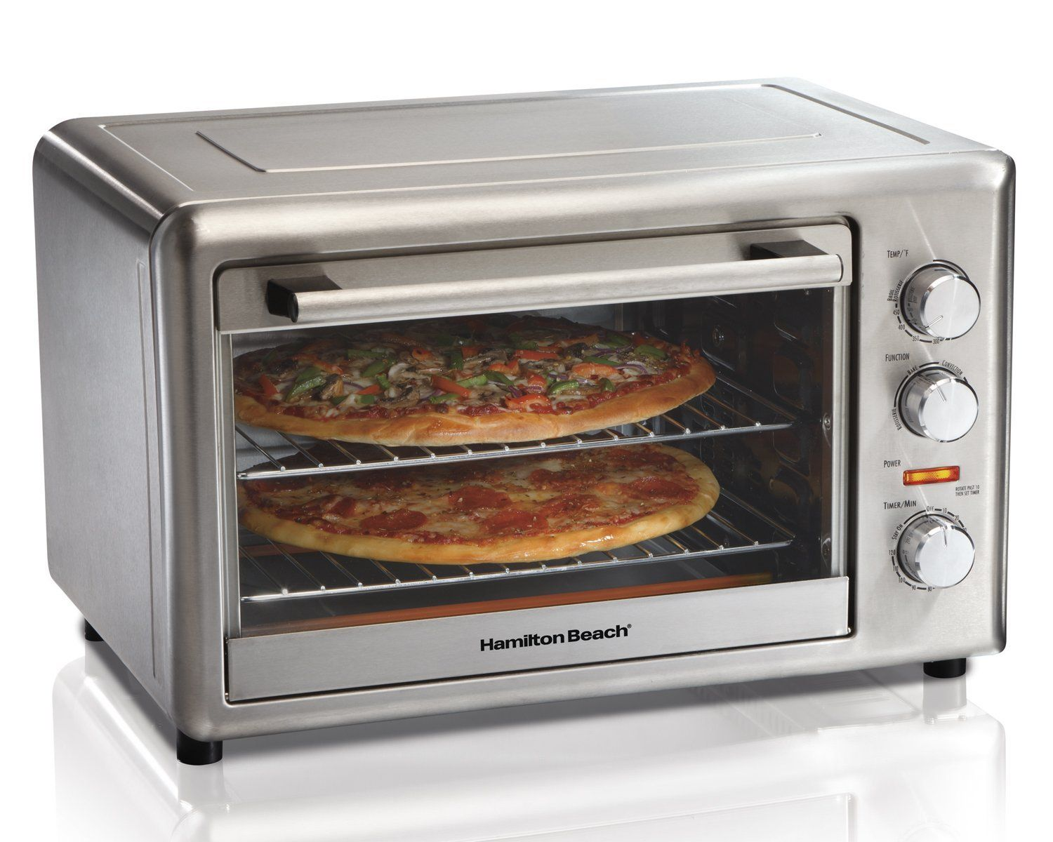 23 3x18 1x15 5 Amazon Com Hamilton Beach 31103a Countertop Oven