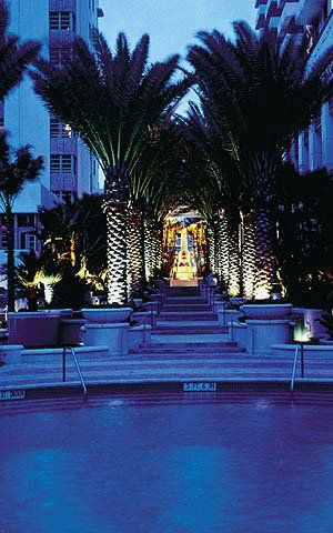 Loews Miami Beach Hotel In Miami Beach Beautiful Place For A