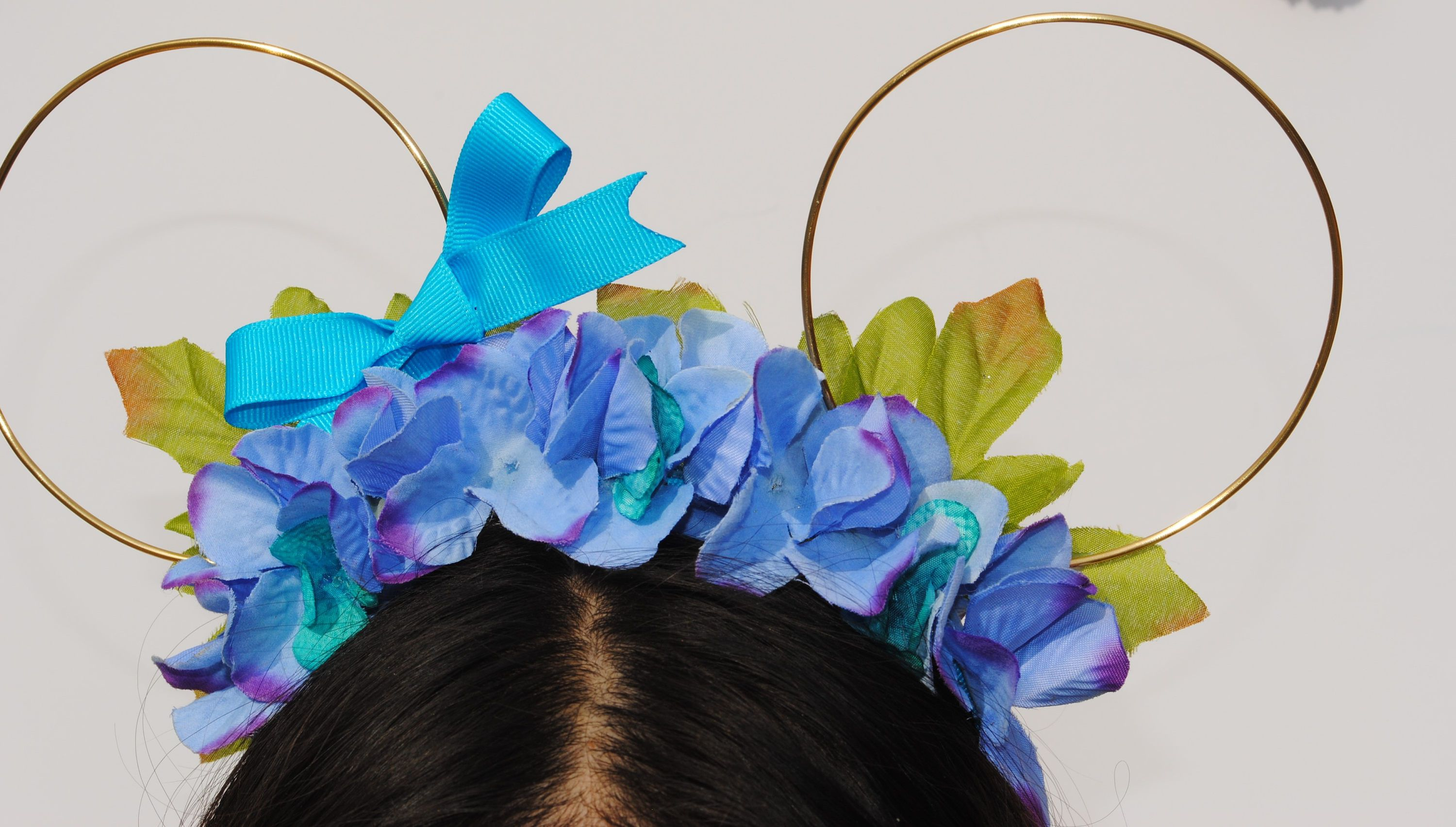 Under the sea flower crown wire minnie ears drawing ideas under the sea flower crown wire minnie ears izmirmasajfo