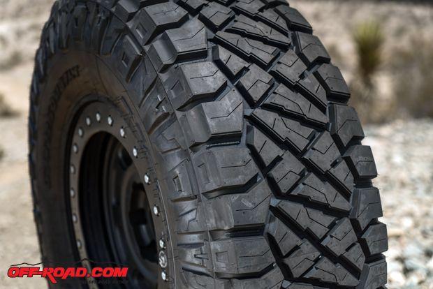 Off Road Tire Tread Pattern The Ridge Grapp...