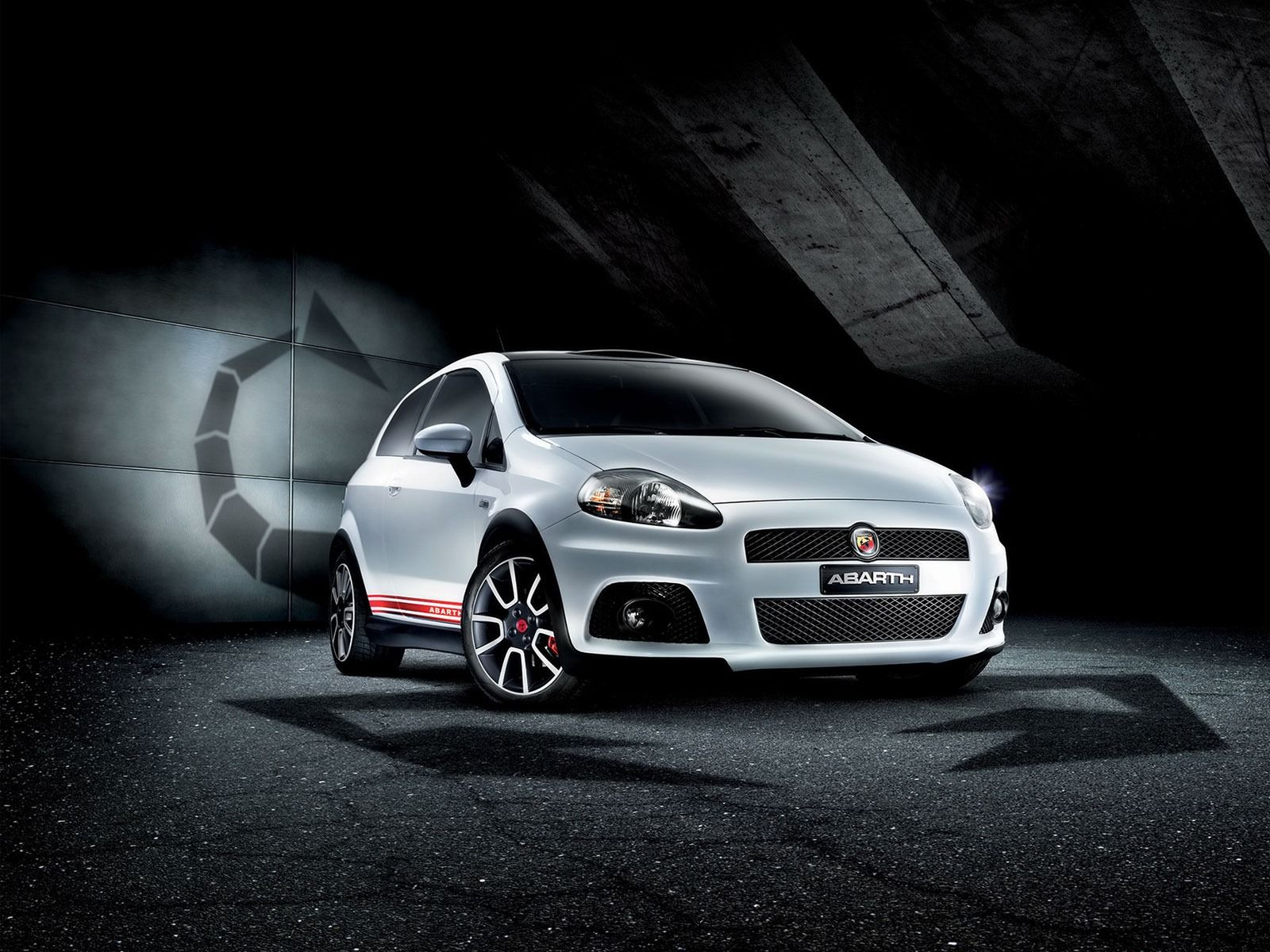 Fiat Grande Punto Abarth Wallpaper Fiat Cars Wallpapers In Fiat