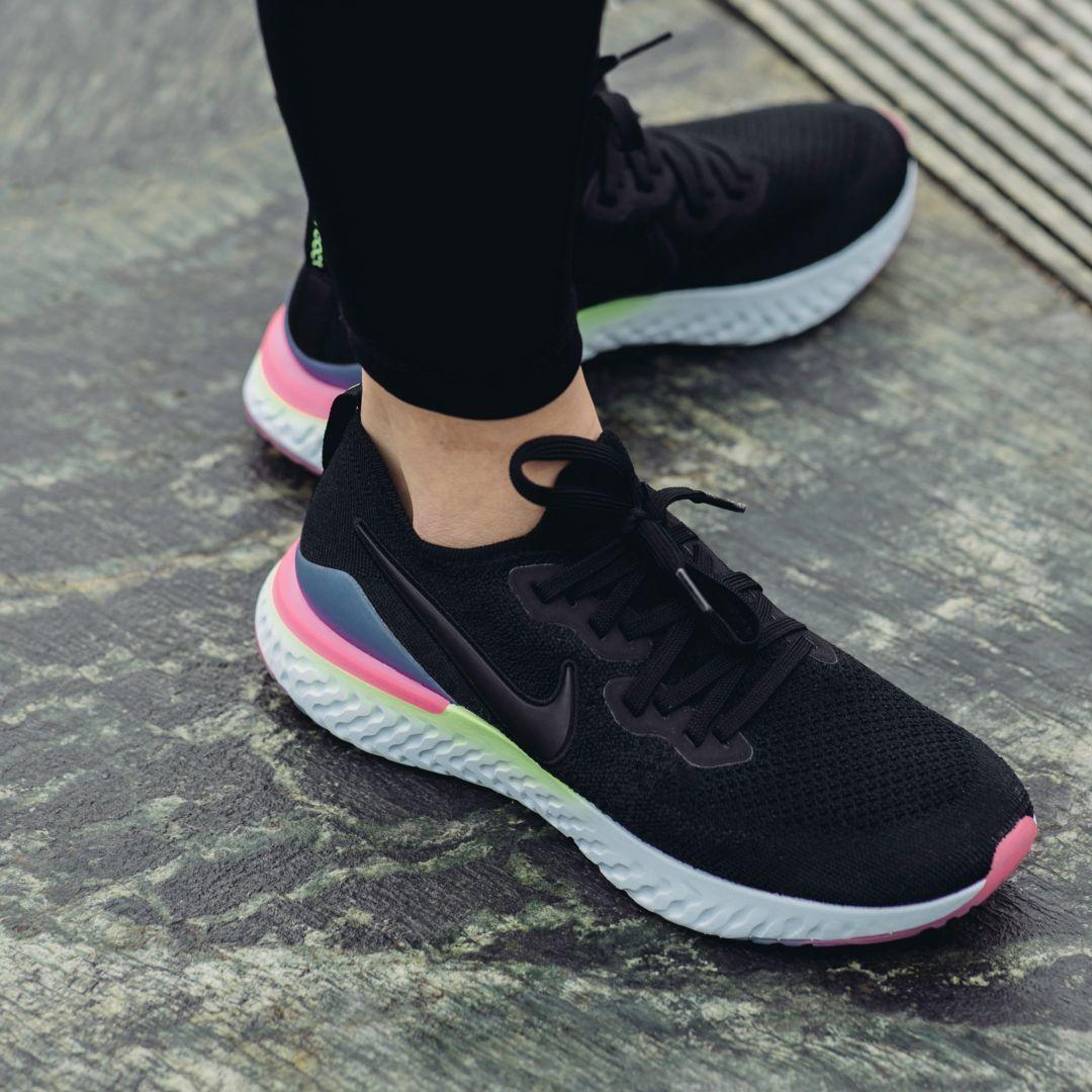 Nike Epic React Flyknit 2 Men's Running