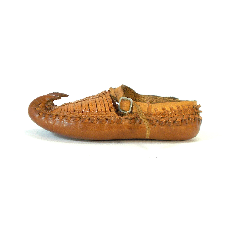 Ethnic shoes folk shoes kids leather folk sandals for kids ethnic sandals folk sandals kids,