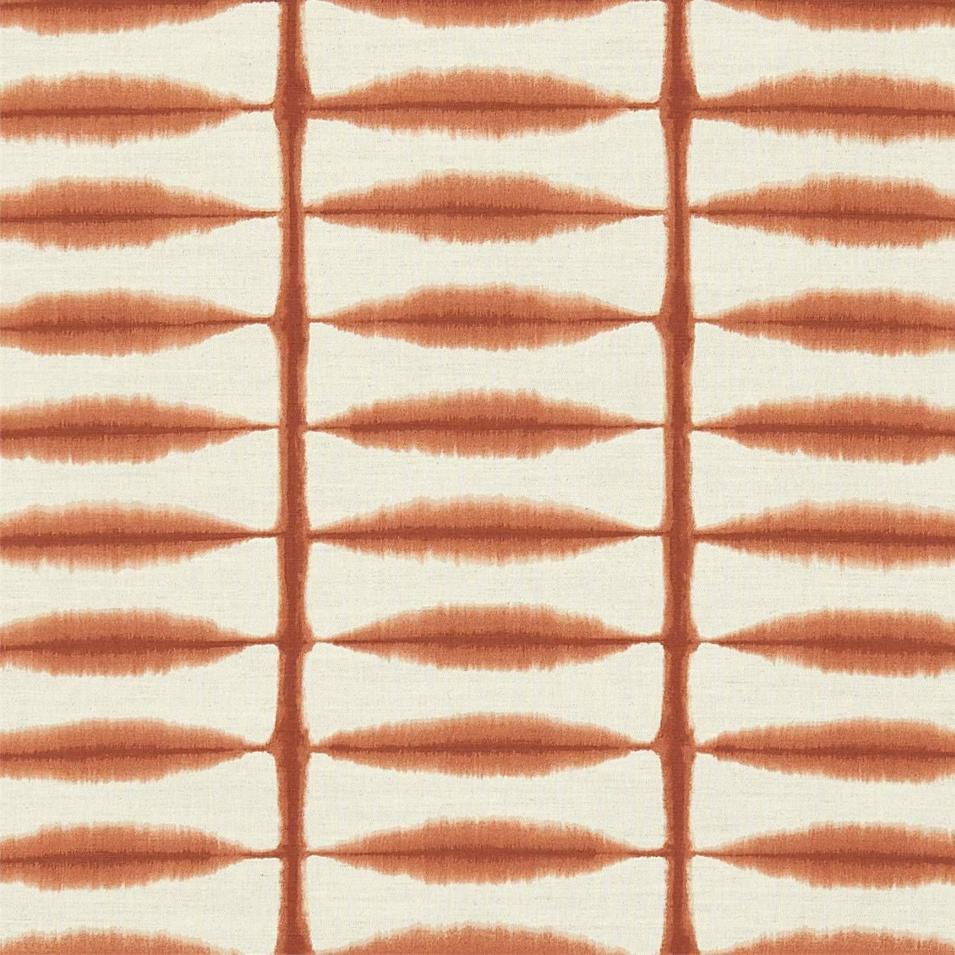 Shibori Fabric - Chilli/Linen (120320) - Scion Spirit Fabrics Collection