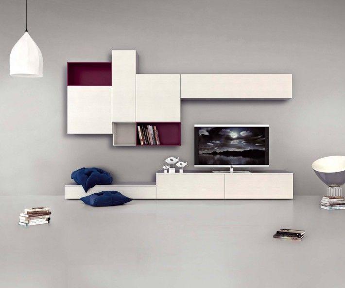 Wohnideen Wohnzimmer Tv novamobili tv lowboard b 180 cm dnevna wohnzimmer