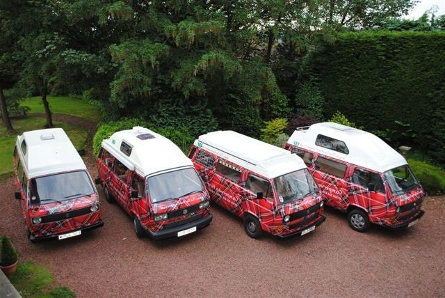 Camping and Touring Holidays in Scotland are a great family holiday. Check out Tartan Campervan Hire in Scotland.