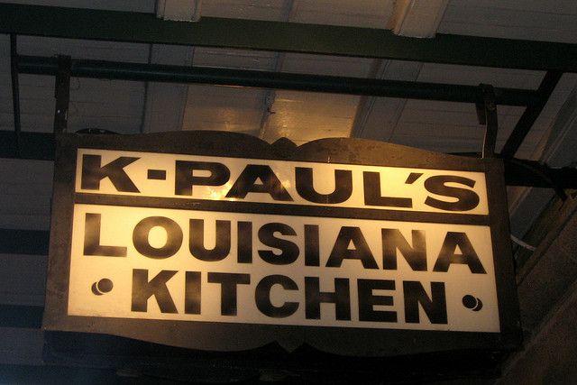 New Orleans French Quarter K Paul S Louisiana Kitchen