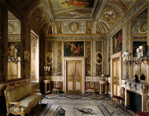 hangtran Rome, Italy Altieri Palace interior J家居设计