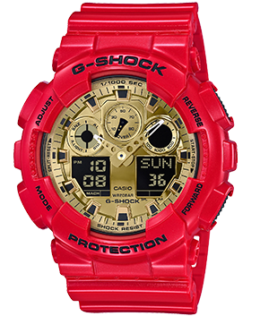 sneakers for cheap 08f01 37bc5 Men s watch from Casio, Limited Edition collection, model GA100VLA-4A