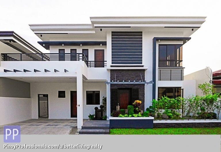 House And Lot For Sale In Bf Homes Paranaque City Type 2 Storey Single Detached Status Brand Philippines House Design 2 Storey House Design Kerala House Design