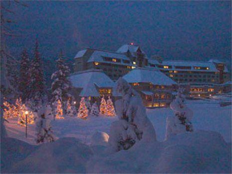 Christmas at Alyeska Ski Resort in Alaska | Around the World ...