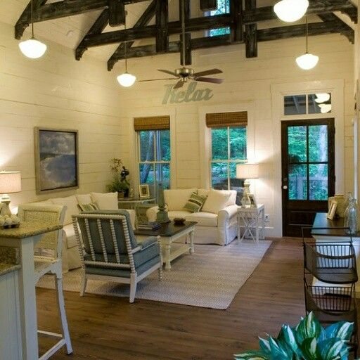 Tiny House Towns, Cottage Interiors, Callaway House
