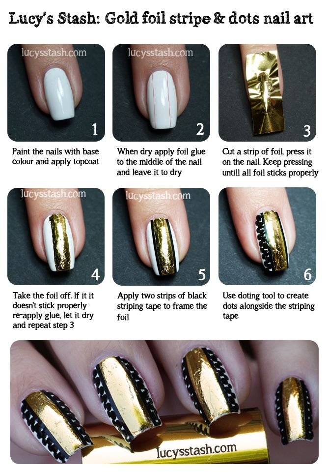 Pinned By SimpleNailArtTips TUTORIALS
