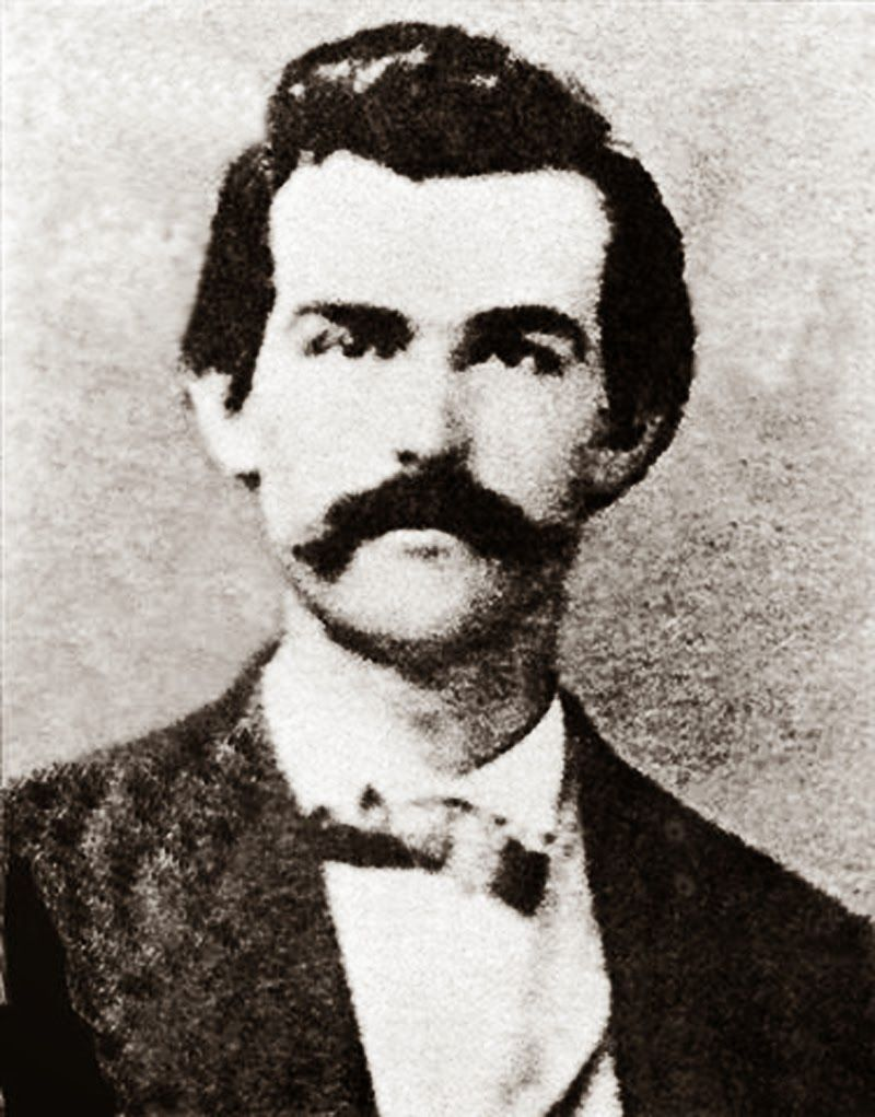 a biography of john henry doc holliday an american gunman and gambler John henry doc holliday (august 14, 1851 – november 8, 1887) was an american gambler, gunfighter, and dentist of the american old west who is usually remembered for his friendship with wyatt earp and his involvement in the gunfight at the ok corralas a young man, holliday earned a dds degree from the pennsylvania college of dental surgery and set up a dental practice in atlanta, georgia.