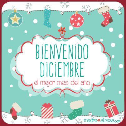 Bienvenido Diciembre! frases diciembre holiday