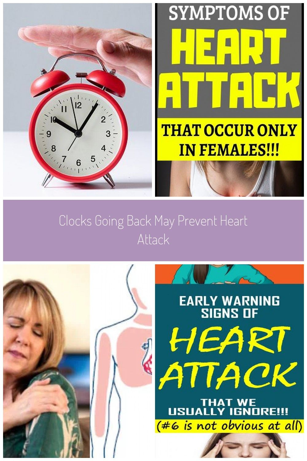 Number of potentially fatal heart attacks drops by 20 per cent after clocks go back study shows   Daily Mail Online attack Clocks going back may prevent heart attack