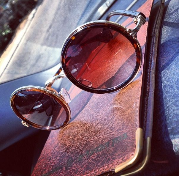 659bb338bfe Private vintage collection sunglasses