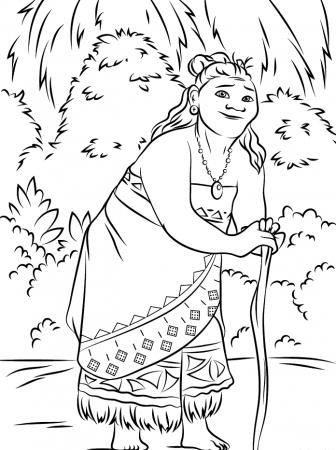 Moana Ausmalbilder Vaiana Ausmalbilder Vaiana Bilder Vaiana