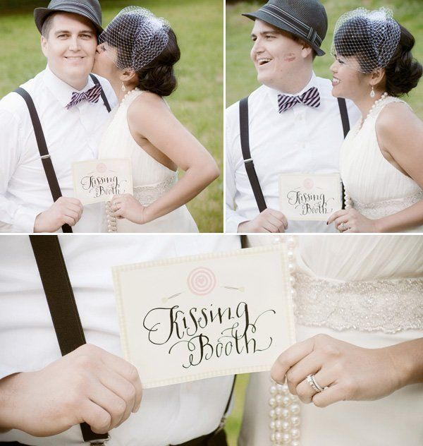 Pretty Playful A Vintage Style 1940s Inspired Wedding Theme