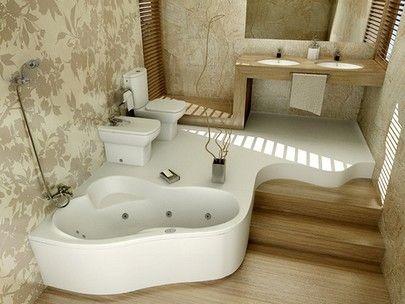 bagni moderni mosaico azzurri - cerca con google | bagno style ... - Progetti Bagni Moderni