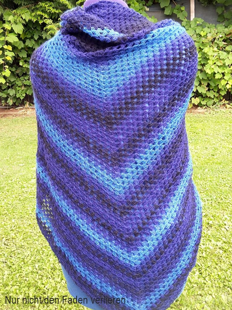 Colorful Häkelanleitungen Kleiden Component - Decke Stricken Muster ...