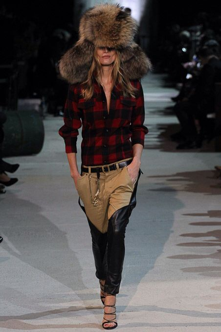 Dsquared², Look #27
