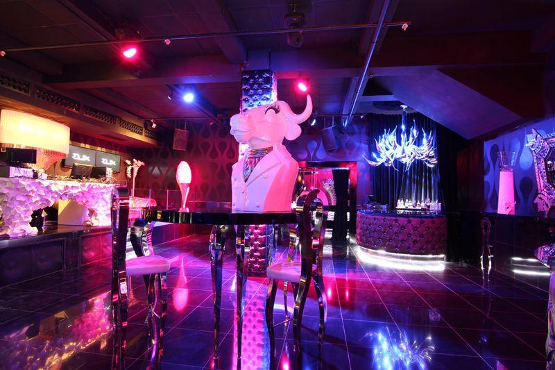 Stunning DUX Chivas Club Disco Lounge Terraza Zone VIP in Republica Dominicana Marina Sands
