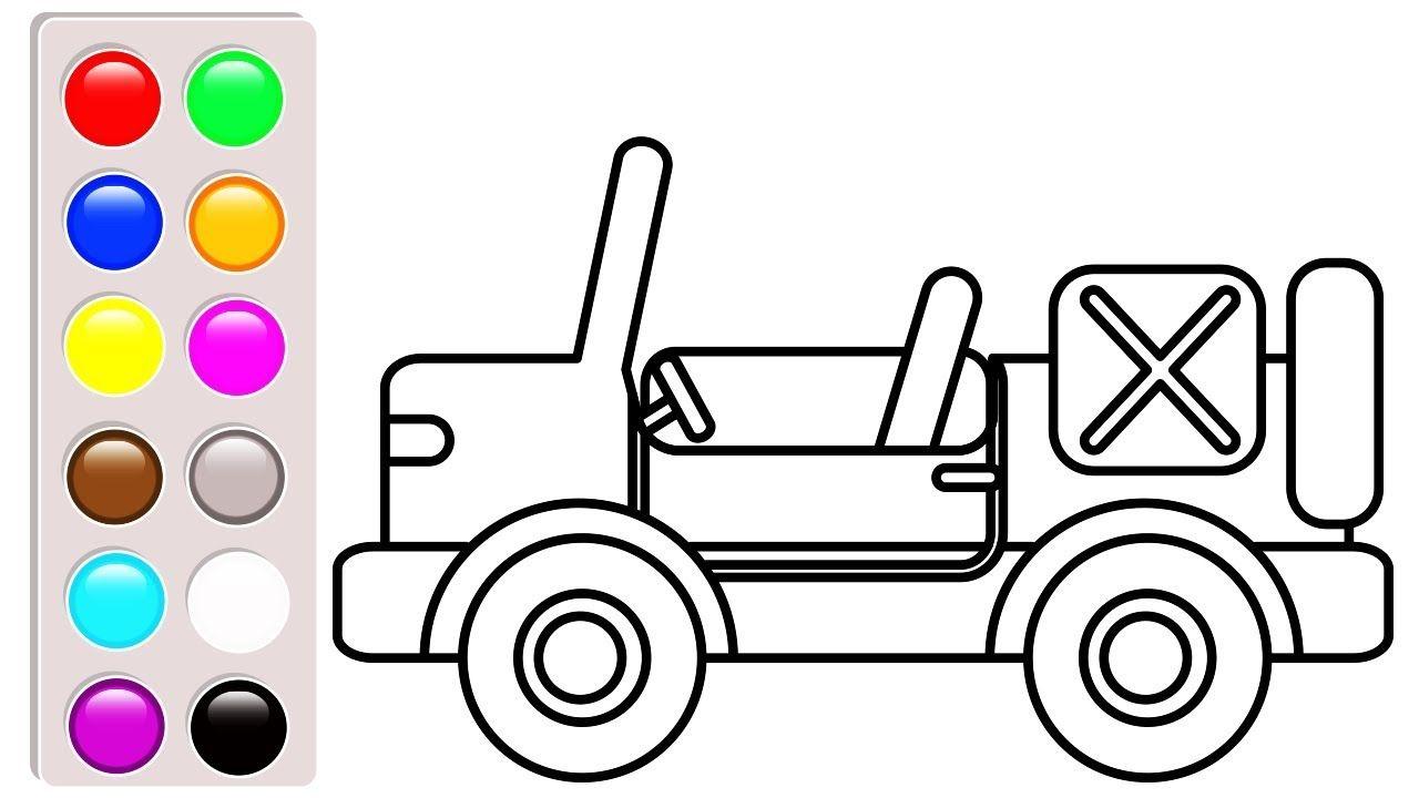 Black - Convertible Car Coloring Pages Transparent PNG - 640x320 ...   720x1280