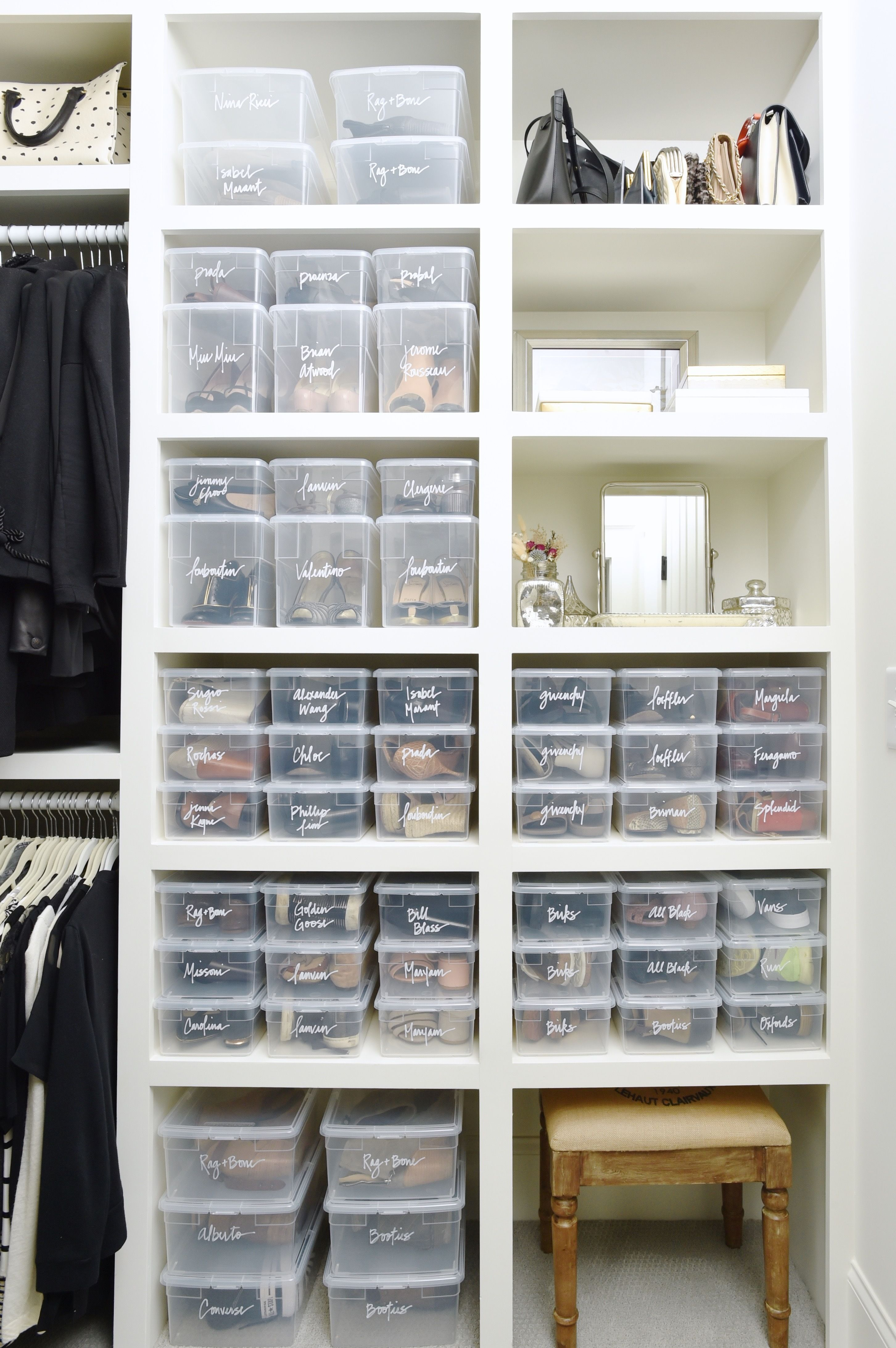 Opruimtips Slaapkamer Peek Inside The Home Of A Professional Organizer