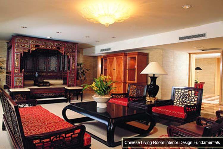 Chinese Interior Red Chinese Interior Asian Interior Design Asian Interior #oriental #living #room #furniture