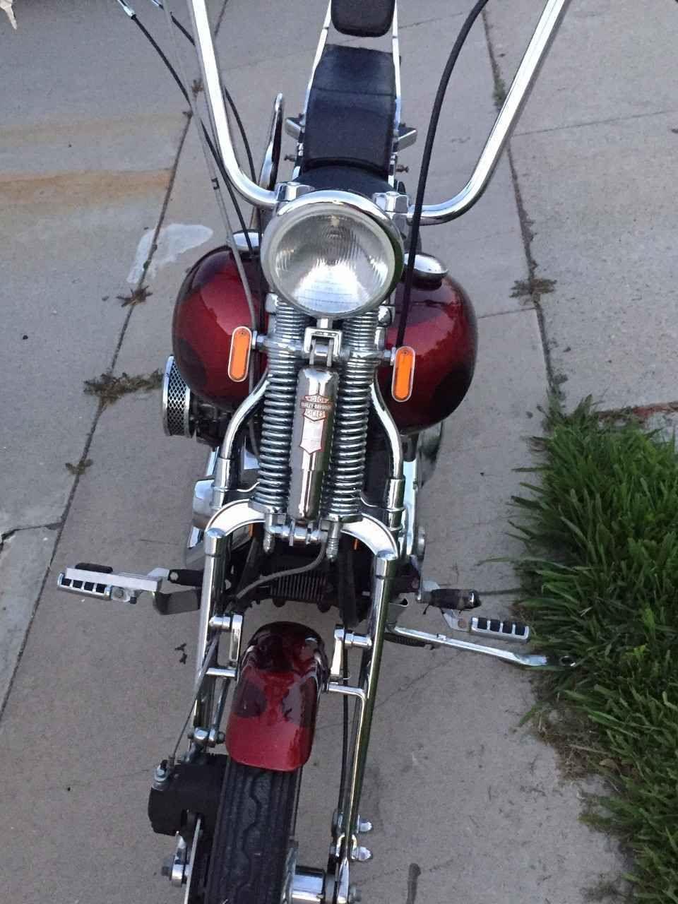 1992 Harley Davidson Springer Softail Softail Harley Davidson Harley [ 1280 x 960 Pixel ]