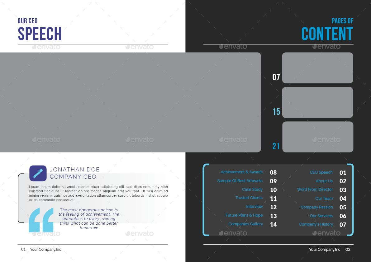 Company Profile Company Profile Template Company Profile Brochure