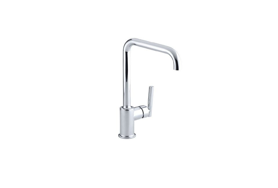 Easy Pieces Modern SingleLever UShaped Kitchen Faucets - Top of the line kitchen faucets