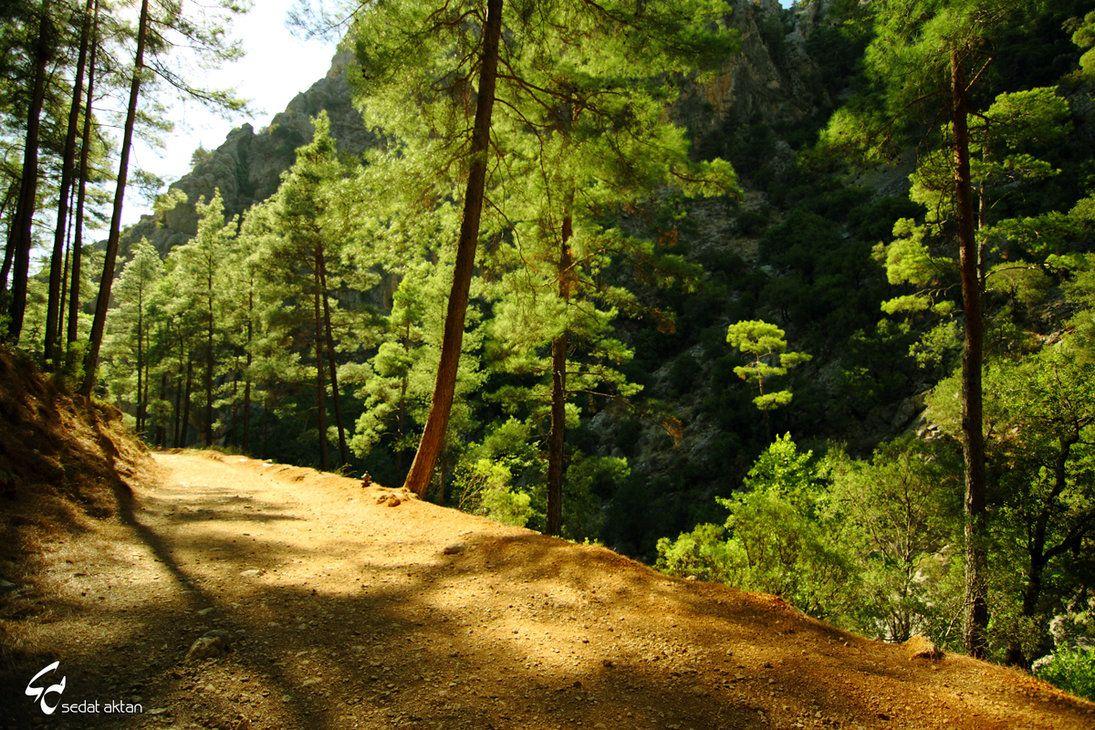 Yazili Kanyon (Epigraphic Canyon Nature Park), Isparta, Turkey wikimapia.org/#lang=tr&lat=37.…