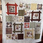Fall owl quilt by ShaShaLaRue