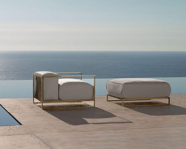 loungemoebel im garten italienisch kollektion casilda Terrasse