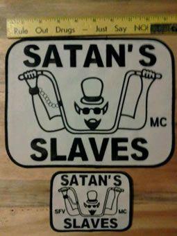 Satan S Slaves Patch Slaves Satan Patches