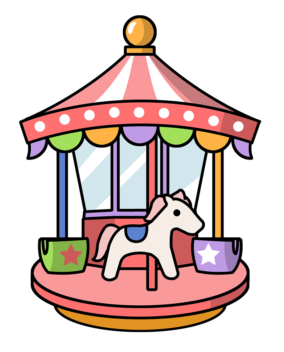 free to use public domain theme park clip art funfair rh pinterest com  theme park images clip art