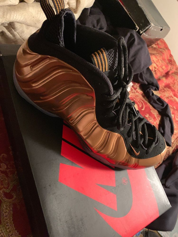 4db218d104e19 Brand New Mens Nike Air Foamposite One COPPER Size 10  fashion  clothing   shoes