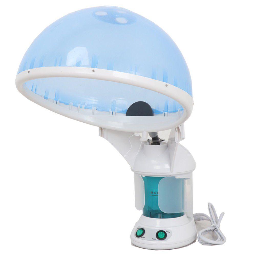 Eosphor us 2in1 desk type facial ion sprayer hair steamer