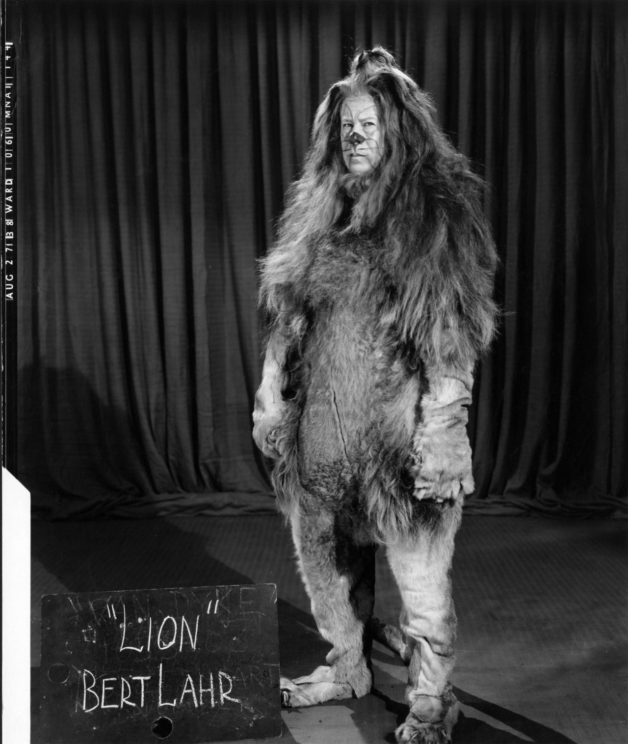 Various make-up and costume tests for The Wizard of Oz (1939 ...