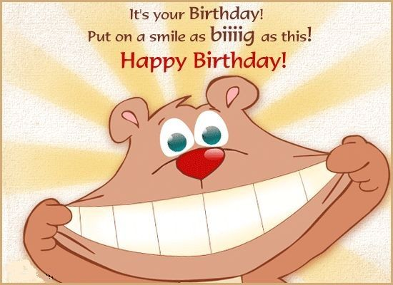 Cute Happy Birthday Wishes Images and Messages – Unique Happy Birthday Greetings