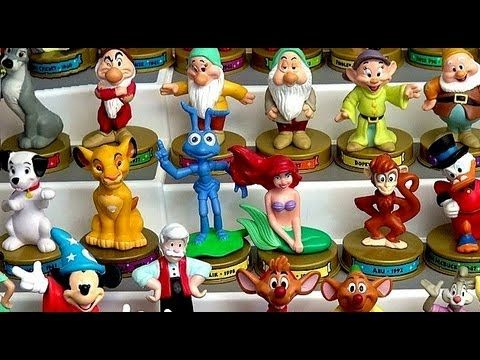 Disney 100 years of Magic Figurine ALICE McDonalds Figure Happy Meal Toy