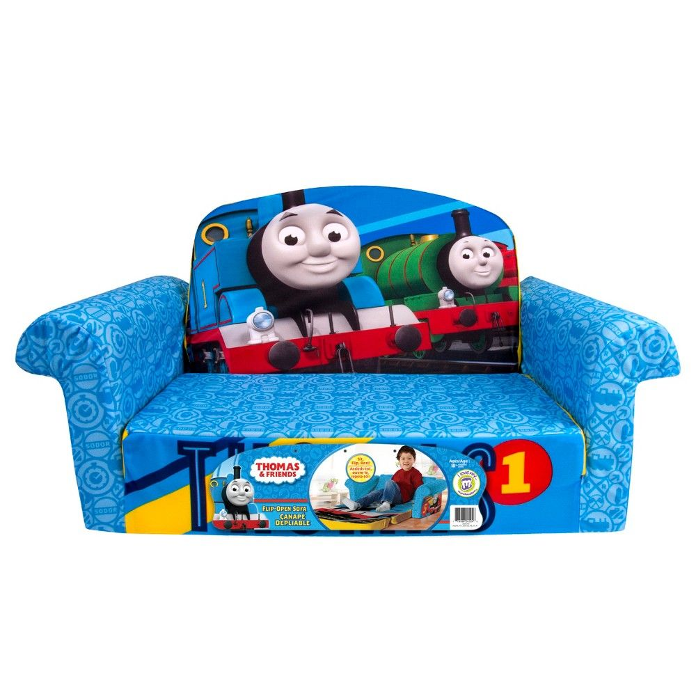 Marshmallow Furniture Children S 2 In 1 Thomas The Tank Engine