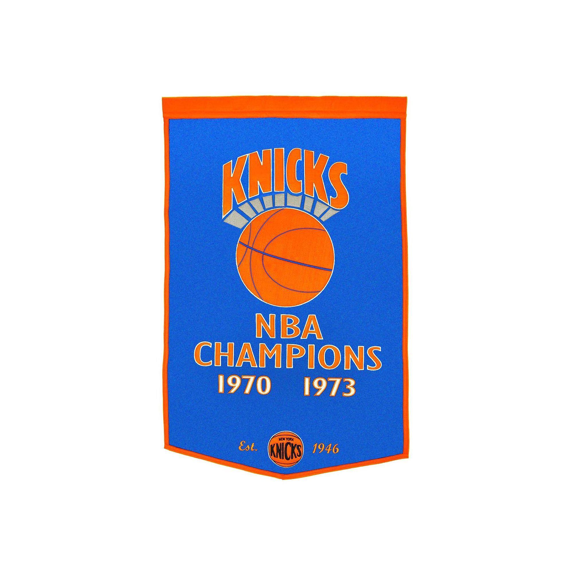 349690372 Kohl s New York Knicks Dynasty Banner