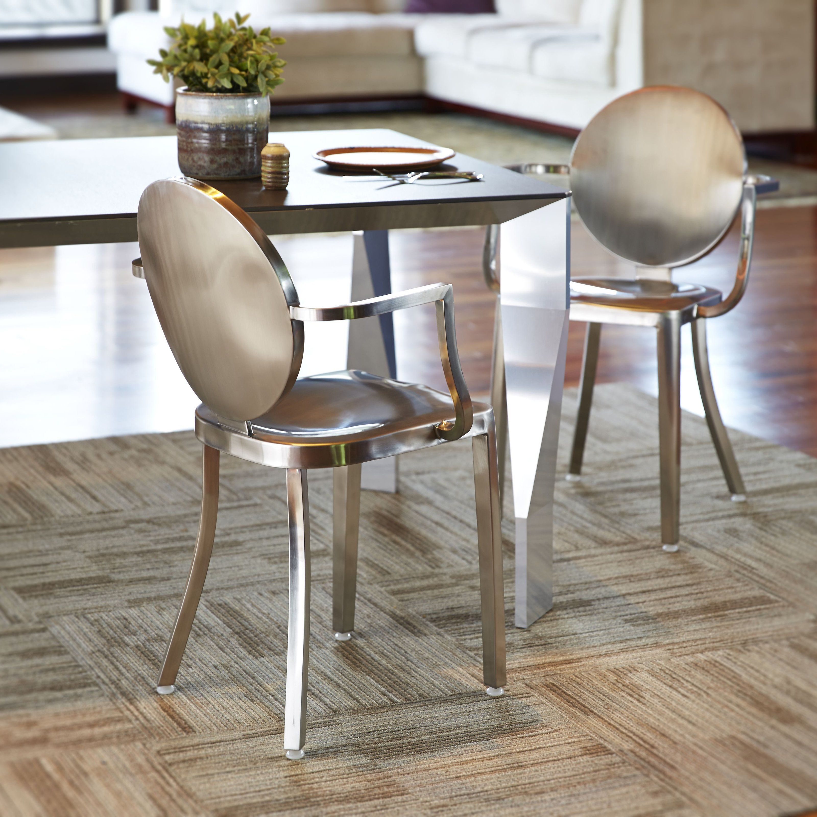 Have To Have It Innerspace Indoor Chair Collection Round Back